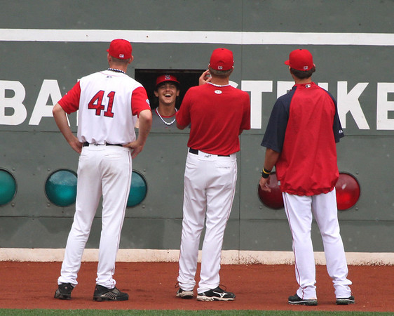 Futures at Fenway, July 10, 2010