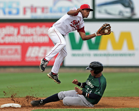 Lowell Spinners, July 14, 2013