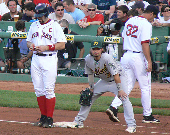 Red Sox, July 14, 2006