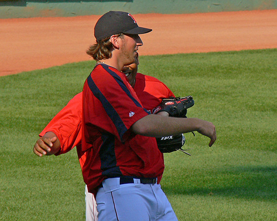 Red Sox, July 18, 2006