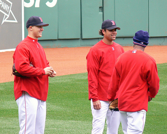 Red Sox, May 1, 2006