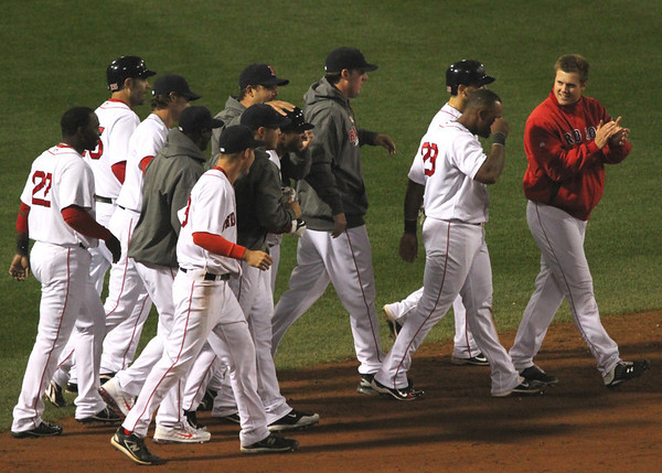 Red Sox, April 20, 2010