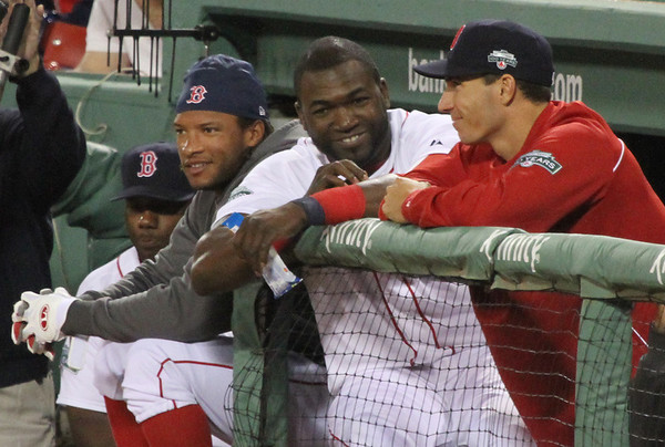 Red Sox, April 17, 2012